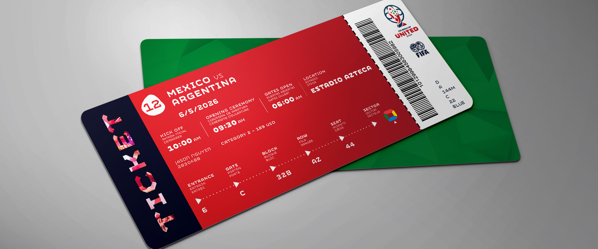 World Cup 2026 tickets